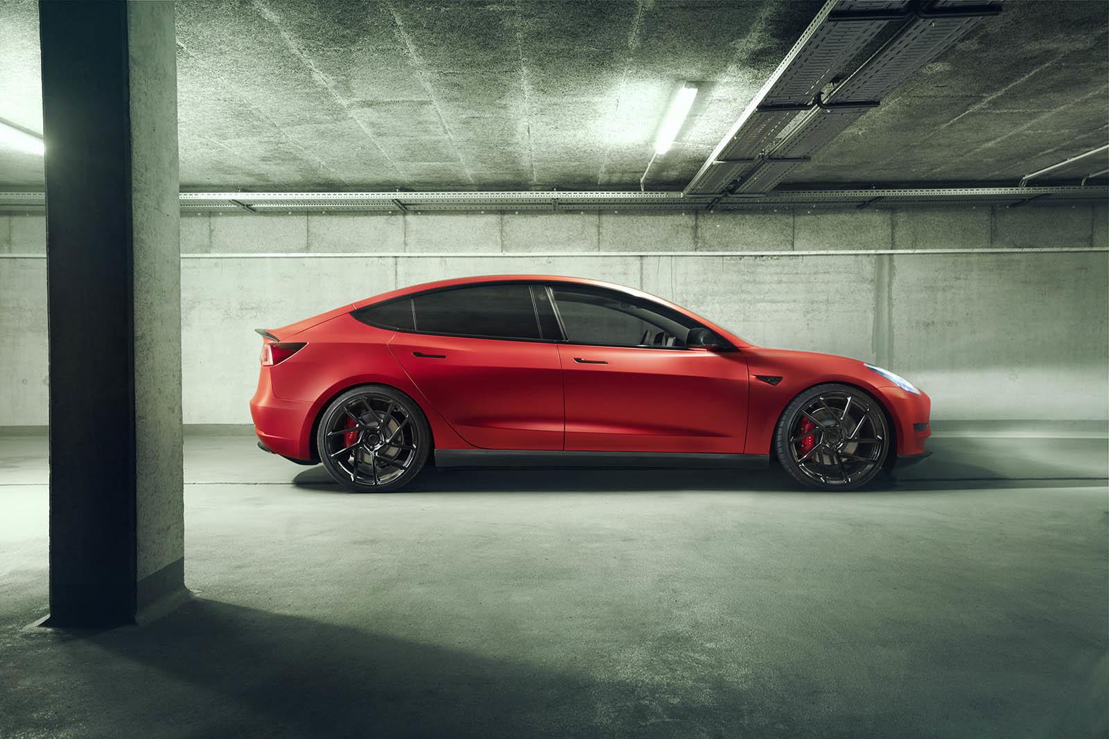 Foto de Novitec Tesla Model 3 (3/14)