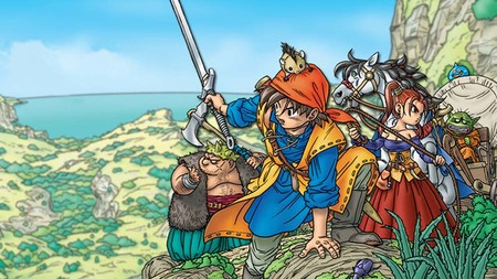 Dragon Quest VIII llegará en enero al 3DS