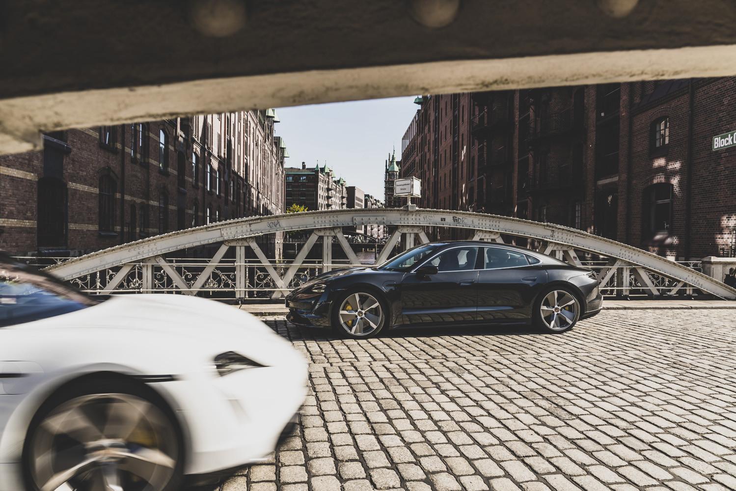 Foto de Porsche Taycan prueba contacto (83/275)