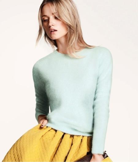Los tonos empolvados (o pastel) de H&M nos acompañarán este otoño, ¿aceptas?