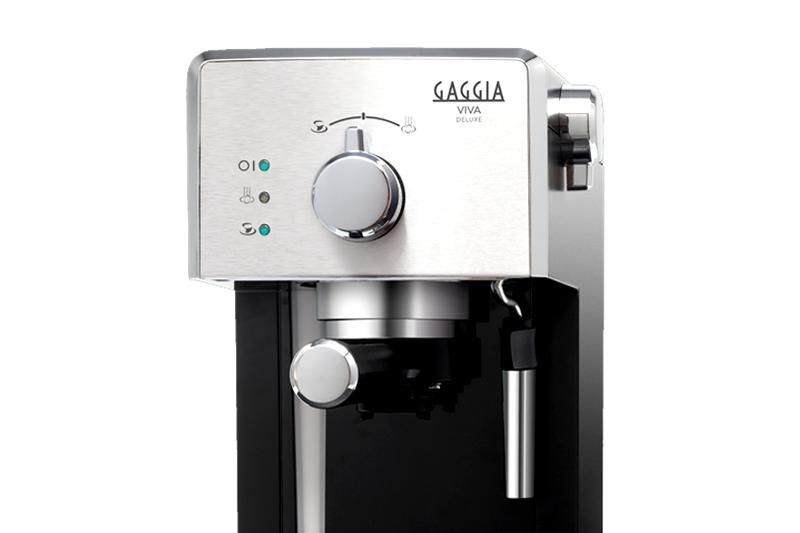 Gaggia M/áquina de caf/é Viva Deluxe