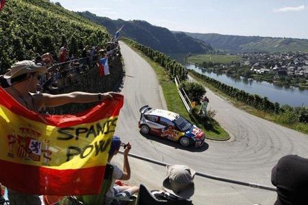 Rally de Alemania 2010: Citroën zanja la lucha por la victoria
