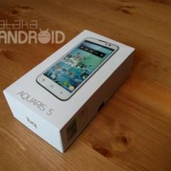 Foto 1 de 17 de la galería bq-aquaris-5 en Xataka Android