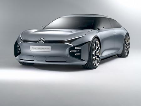 Citroën CXperience Concept, el futuro de la marca francesa