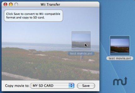 Películas en tu Wii