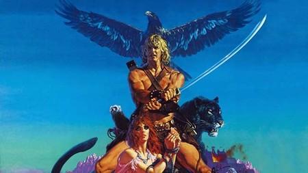 Cine en el salón: 'El señor de las bestias', el legado de la fantasía heroica ochentera
