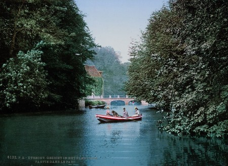 Un Parquecito En Utrecht