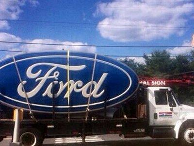 Sí, Ford tiene un problema con la marihuana, pero se lo están fumando con la ayuda del FBI