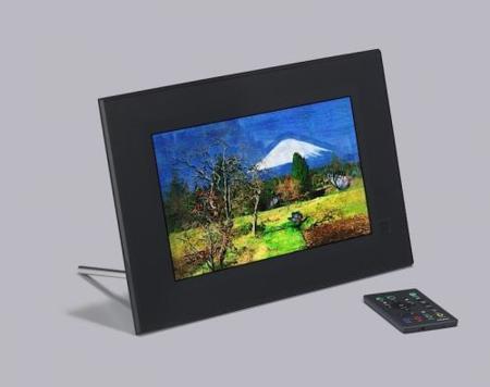 Casio Digital Art Frame incluye efectos artísticos