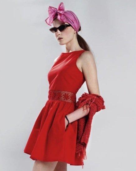 Nuevos looks para el verano por Topshop: todas las tendencias Primavera-Verano 2011