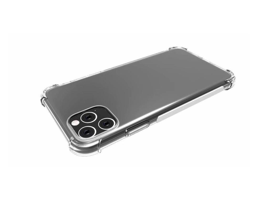 Las fundas del próximo iPhone basadas en renders resaltan el módulo cuadrado de triple cámara trasera