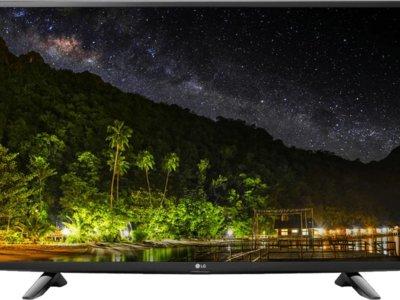 Televisor LG LED Full HD de 43 pulgadas por 299 euros y envío gratis