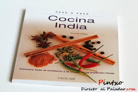 Cocina India paso a paso