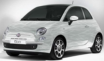 Fiat 500 Aria Concept y otras novedades de Fiat para el Salón de Ginebra