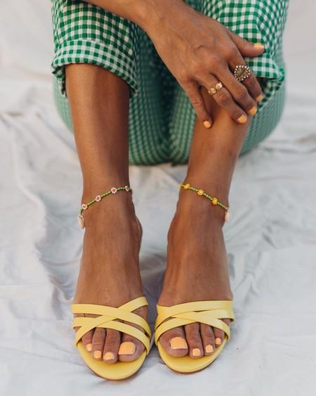 Las últimas rebajas son una oportunidad de oro para añadir unas sandalias de cuero de Asos a nuestra colección
