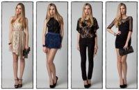 Catálogo de fiesta 2011 de Bershka. Preparadas para la nochevieja, fashion ¡ya!