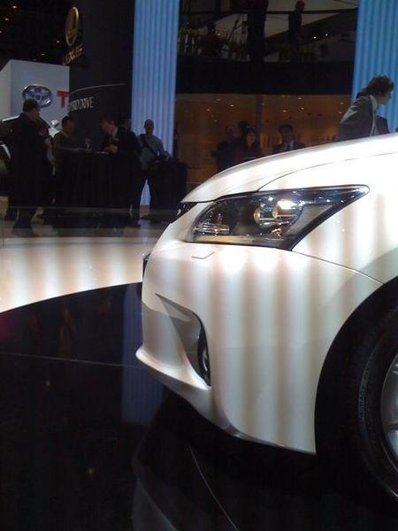 Presentación en Ginebra Lexus CT-200h 7