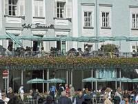Café Tomaselli, el favorito de Mozart en Salzburgo