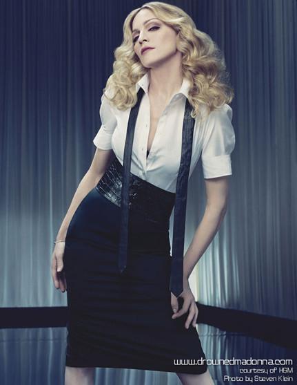 Campaña completa de Madonna para H&M