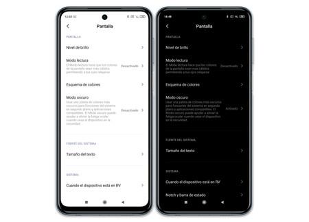 Xiaomi Redmi Note 9 Pro 02 Modo Oscuro
