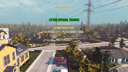 Goat Simulator Kojima Credits Lol