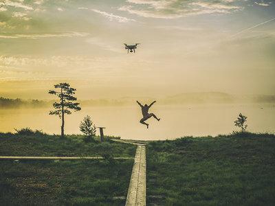 Estas son las fotos ganadoras del '2016 SkyPixel Photo Contest', certamen de fotografía con drones de DJI