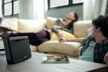 Bose Soundlink Air: música sin cables por toda la casa