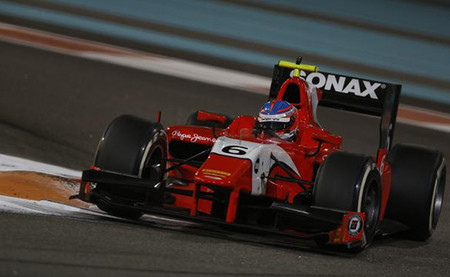 Rene Binder estará en 2014 con Arden en la GP2
