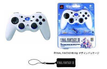 Mando Final Fantasy XII de Logitech