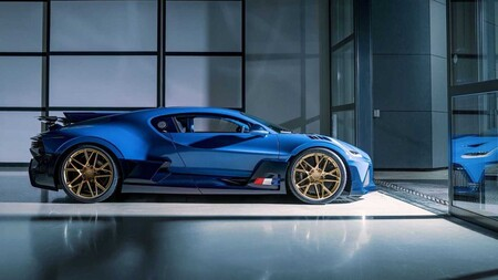 Ultimo Bugatti Divo