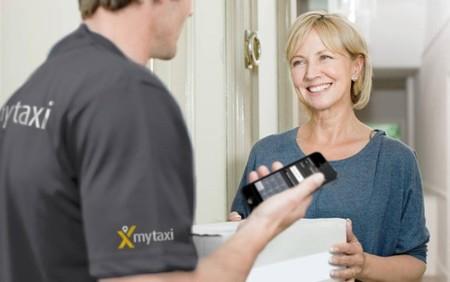 mytaxi Delivery App llegará a España a finales de año