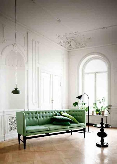 Sofa Verde 10