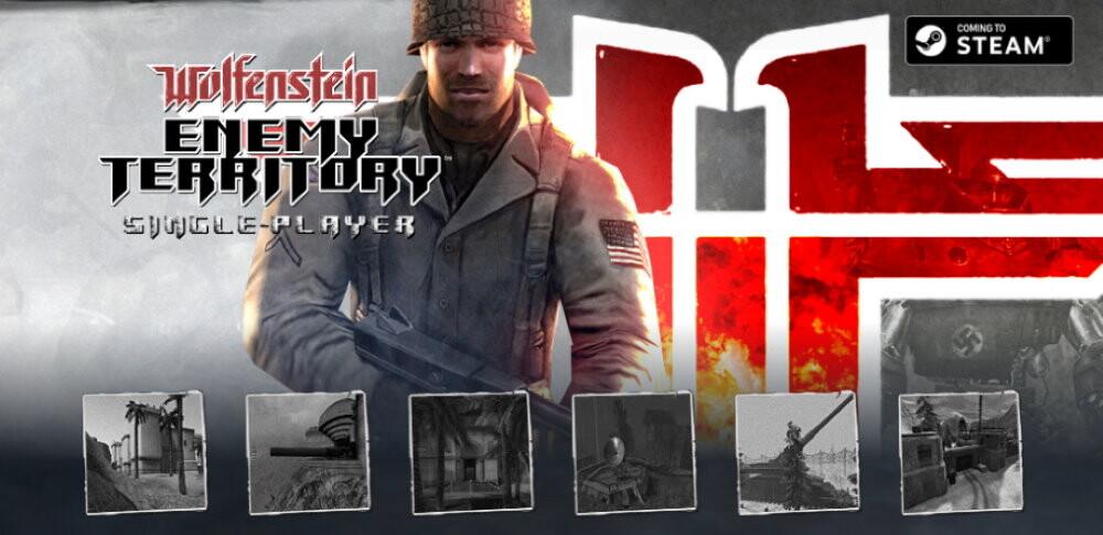 Wolfenstein: Enemy Territory contará con una campaña con motivo del 20 aniversario de Return to Castle Wolfenstein. Y gratis