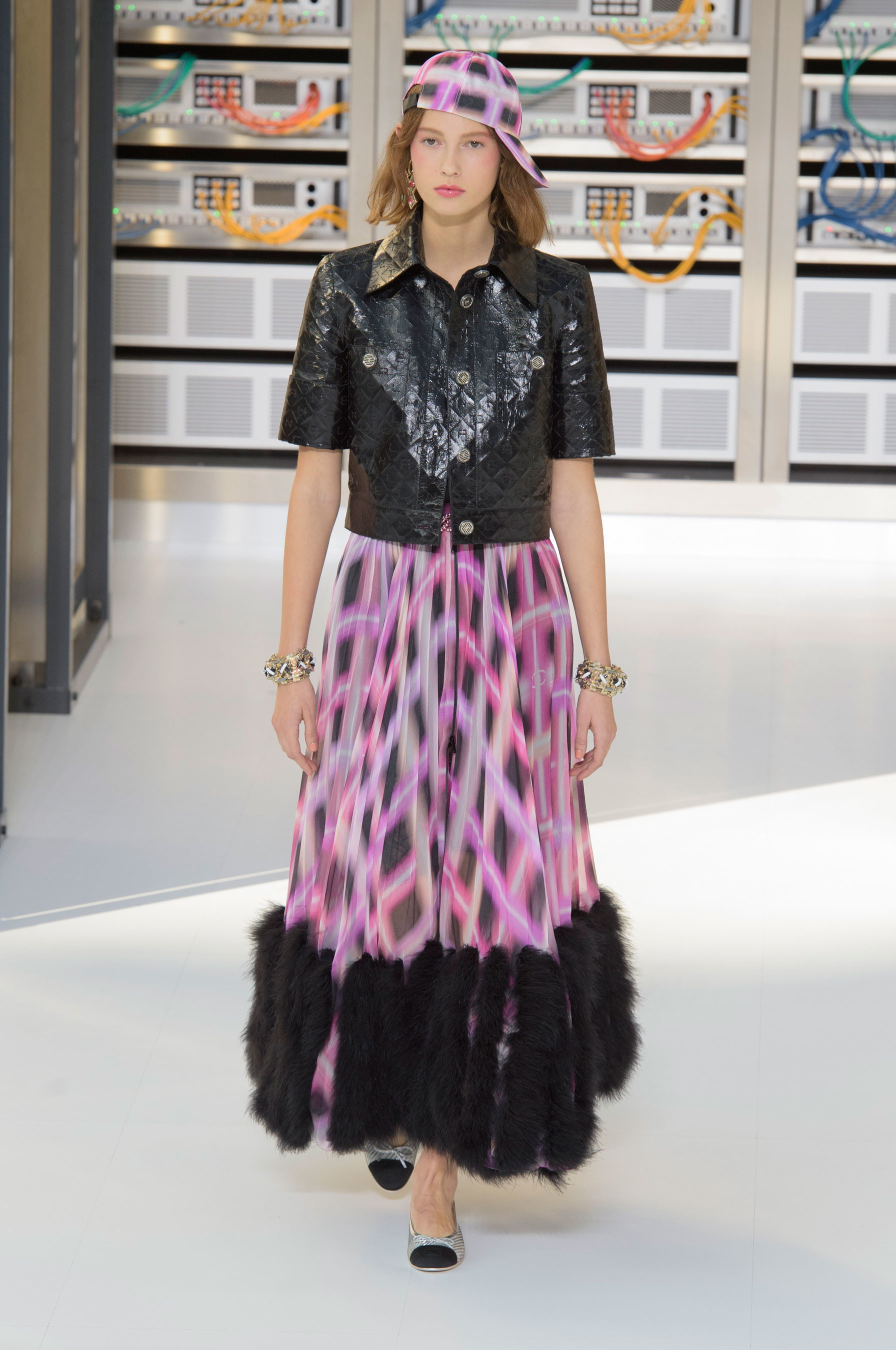 Foto de El regreso al futuro de Chanel en su colección Primavera-Verano 2017 (47/96)