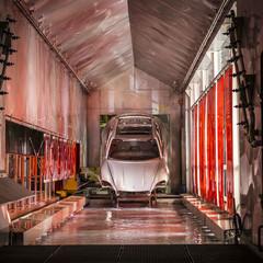 Foto 42 de 44 de la galería fabrica-porsche-taycan-inauguracion en Motorpasión