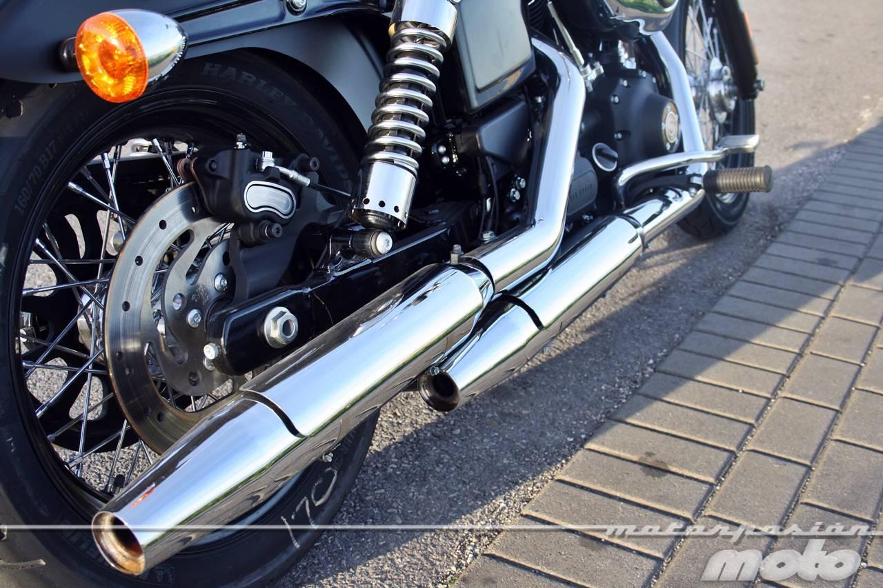 Foto de Harley Davidson DYNA Street Bob, prueba (valoración, ficha técnica y galería) (11/35)