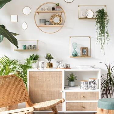 Once artículos low cost de Maisons du Monde para organizar y decorar por menos de 10 euros