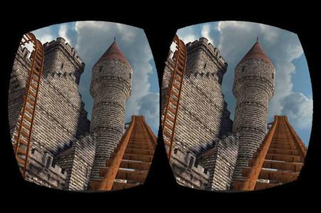 Oculus Rollercoaster