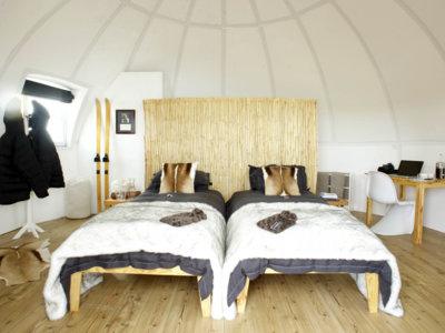 ¿Estás pasando calor? Descubre este alucinante hotel en la Antartida