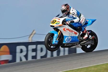 Edgar Pons Fim Cev Repsol Moto2 2014 Portimao