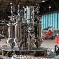 KRUSTY, el mini-reactor nuclear para colonizar mundos