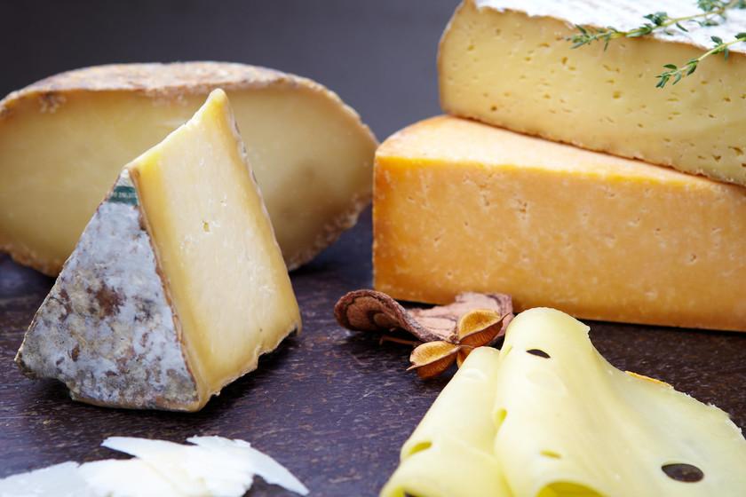 Las mejores tablas de queso de España: desde estrellas Michelin a tabernas