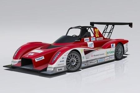 Mitsubishi regresa a Pikes Peak con el i-MiEV Evolution II