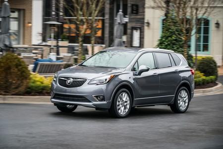 El Buick Envision 2019 gana par, tecnología y estrena transmisión