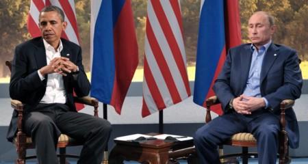 Las fotos más épicas de Obama y Putin juntos, el mejor culebrón televisivo de la década