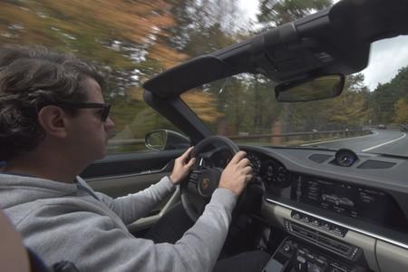 Porsche 911 Carrera 4s Cabriolet Prueba 17