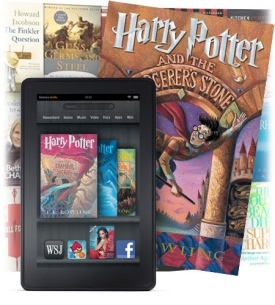 Kindle Fire contenido