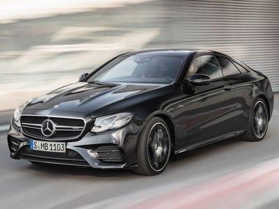 Los Mercedes-AMG E 53 Coupé y Cabriolet estrenan serie en AMG y sistema mild-hybrid