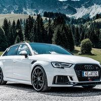 El Audi RS3 Sportback de ABT llega ahora a los... ¡500 CV!