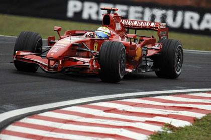 Massa es el más rápido antes de la calificación